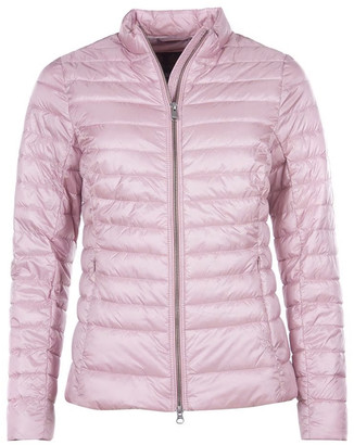 Barbour Baird Quilted Jacket in Blossom - 8 | polyester | blossom - Blossom