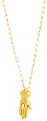 Alighieri The Curator 24kt Gold-plated Necklace - Gold