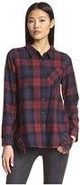 Heartloom Women's Fringed Flannel Shirt