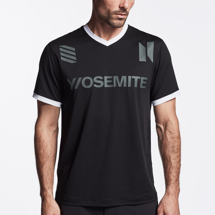 James Perse Y/Osemite Graphic Soccer Jersey