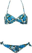 Vintage Floral Bikini