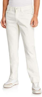 Loro Piana Men's 5-Pocket Stretch-Denim Pants