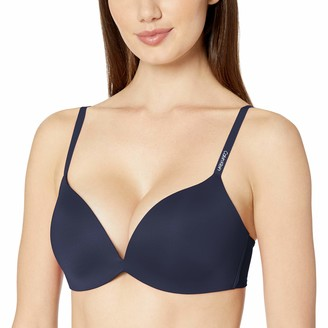 Calvin Klein Women's Form Push Up Plunge Bra