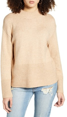 Lulus Loving the Cozy Life Rib Detail Sweater