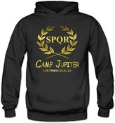 Sarah Women's Camp Jupiter SPQR Hoodie L