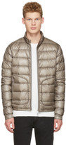 Moncler Grey Down Acorus Jacket