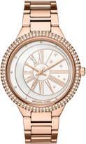 MICHAEL Michael Kors Taryn Celestial Rose-Golden Bracelet Watch