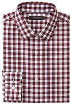 Banana Republic Camden Standard-Fit Non-Iron Stretch Check Shirt