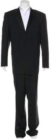 Gianfranco Ferre Virgin Wool Tuxedo