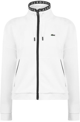 Lacoste Tape Full Zip Sweater