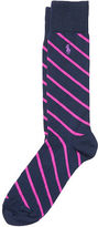 Polo Ralph Lauren Repp-Stripe Trouser Socks