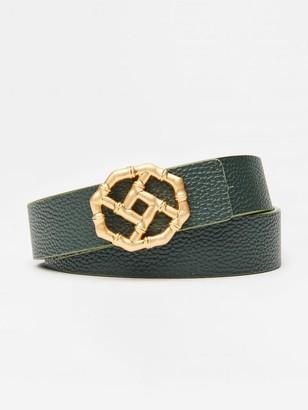 J.Mclaughlin Ruby Reversible Leather Belt