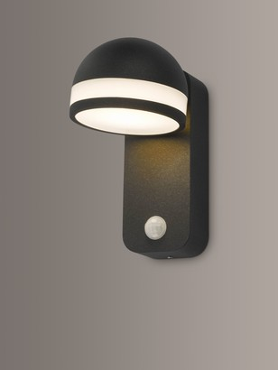 Dar Tien LED PIR Sensor Outdoor Wall Light, Anthracite