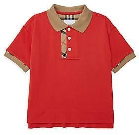 Burberry Little Boy's & Boy's KB5 Archie Polo