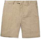 Polo Ralph Lauren Slim-fit Linen Shorts
