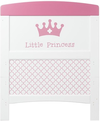 O Baby Grace Inspire Cot Bed - Little Princess