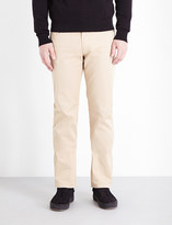 Armani Collezioni Regular-fit stretch-cotton chinos