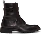 Belstaff Black Paddington Boots