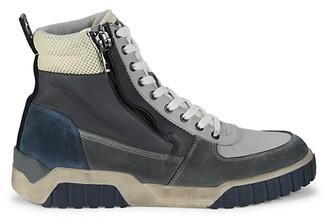 Diesel Le Rua Lace-Up Boots