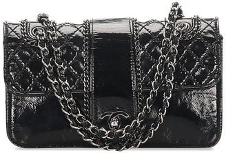Chanel Pre Owned 2006-2008 medium Madison Flap shoulder bag