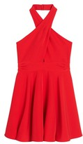 Milly Minis Girl's Sydney Halter Dress