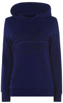 Superdry Tonal Embroidered Hood