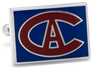 Cufflinks Inc. Vintage Montreal Canadians Cufflinks