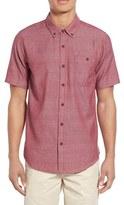 Ezekiel Men's 'Cabrillo' Heathered Woven Shirt