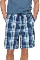 Croft & Barrow Big & Tall True Comfort Stretch Sleep Shorts