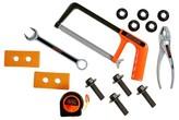 Black & Decker BLACK+DECKER Starter Tool Set 15 Pieces