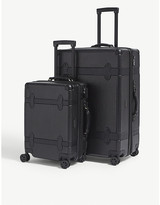 CalPak Trnk four-wheel suitcases set of two