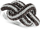LeVian Le Vian Red Carpet® Diamond Ring (1-1/4 ct. t.w.) in 14k White Gold