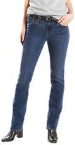 Levi's 714 Mid Rise Straight Jeans, Wanderlove