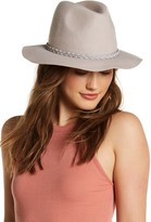 Michael Stars She's Twisted Wool Fedora