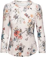 Rebecca Taylor Meadow Floral Tee