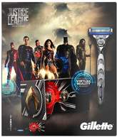 Gillette Mach 3 Turbo Justice League Gift Set