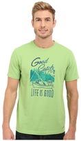 Life is Good Good Catch Crusher Tee