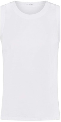 Theavant Brazil Round-Neck T-Shirt in White