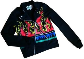 JC de CASTELBAJAC Multicolour Cotton Jacket for Women