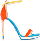 Loriblu two strap heeled sandals