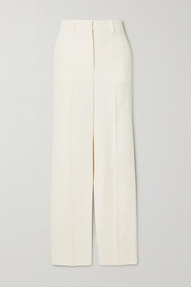 Joseph Morissey Cady Wide-leg Pants - Ivory