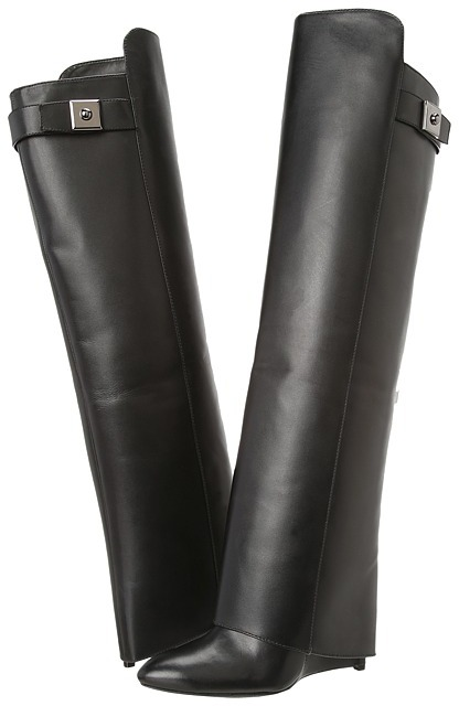 Enzo Angiolini Damus (Black Leather) - Footwear