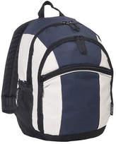 Everest Deluxe Junior Backpack (Set of 2) - Navy/Beige/Black Book Bags