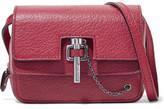 Carven Mahler Mini Textured-Leather Shoulder Bag