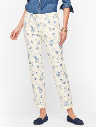 Talbots Relaxed Chinos - Toile