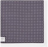 Reiss Diego Houndstooth Pocket Square