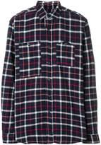 Engineered Garments plaid shirt