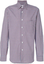 Brioni checked shirt - men - Cotton - XL