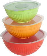 Nordicware Prep N Serve 6Pc Covered Bowl Set