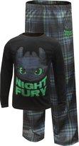 Intimo How To Train Your Dragon 2 Plaid Pajama for boys (10/12)